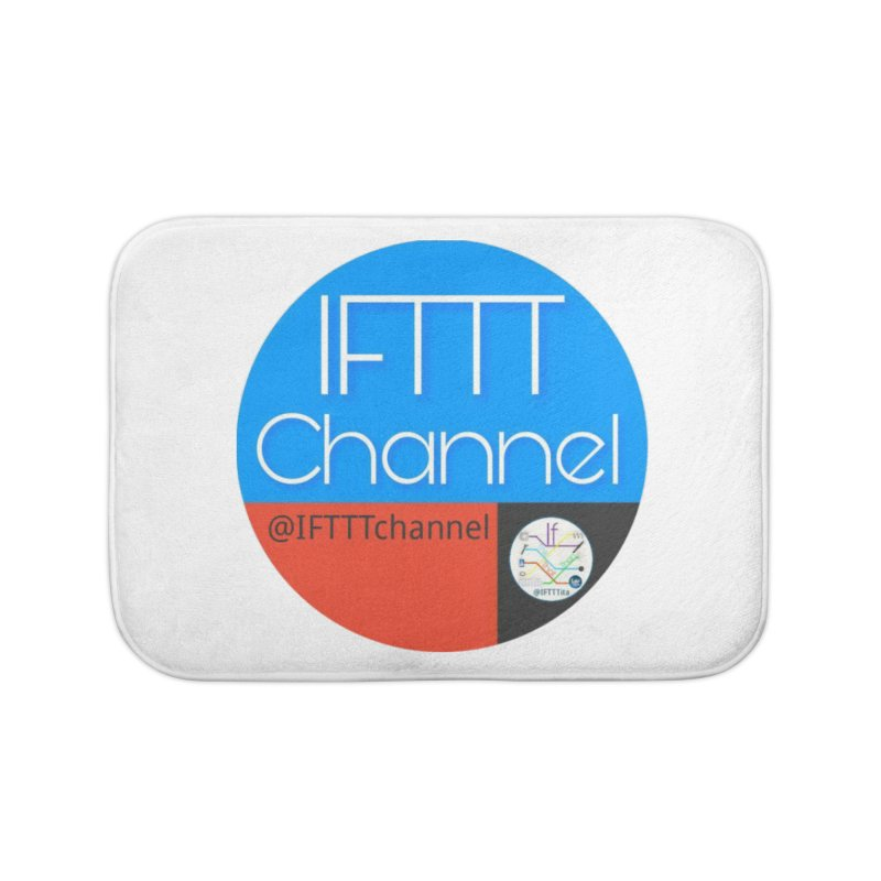 IFTTT Channel Home Bath Mat by OTInetwork