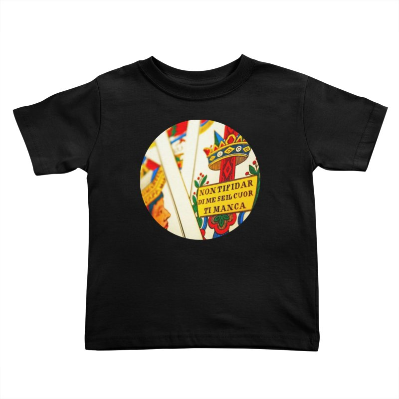 CardGamesBot Kids Toddler T-Shirt by OTInetwork