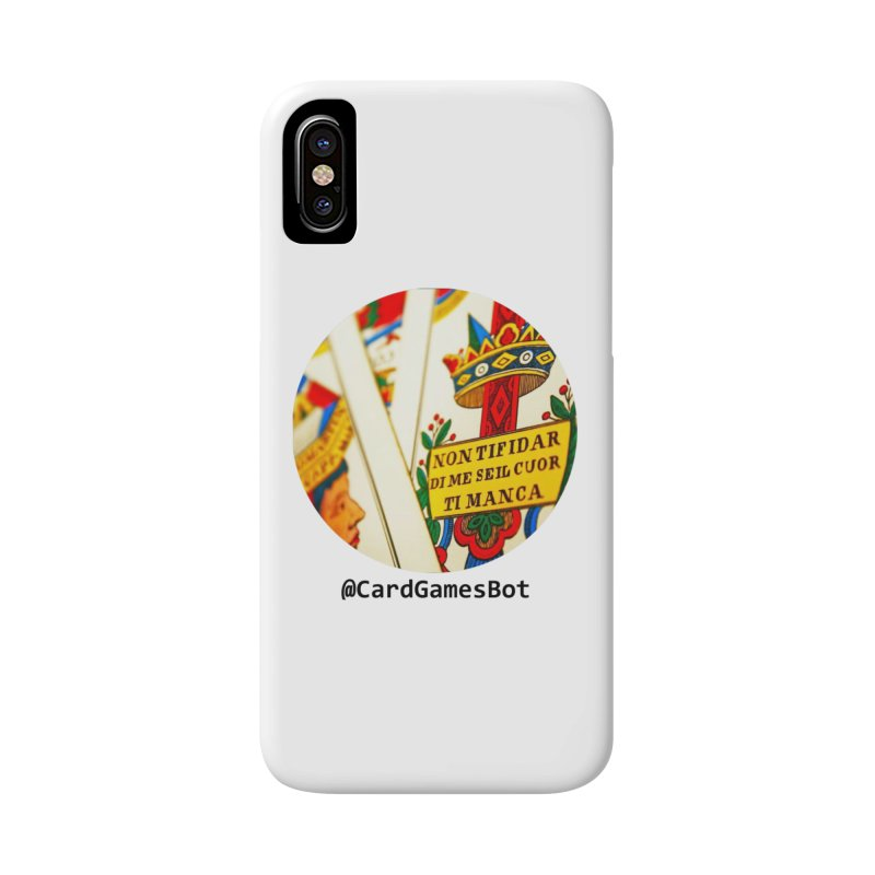 CardGamesBot Accessories Phone Case by OTInetwork