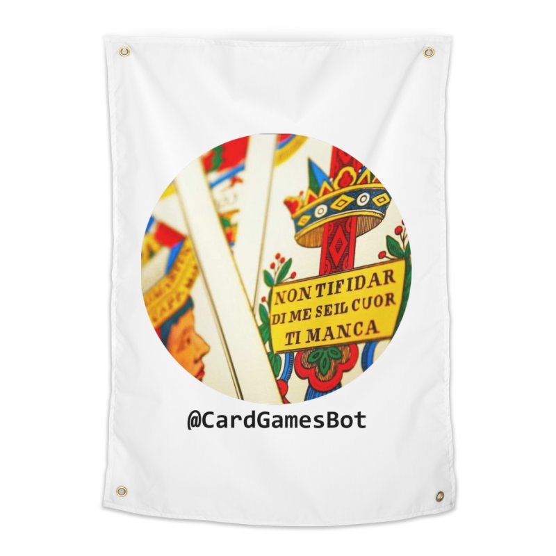 CardGamesBot Home Tapestry by OTInetwork