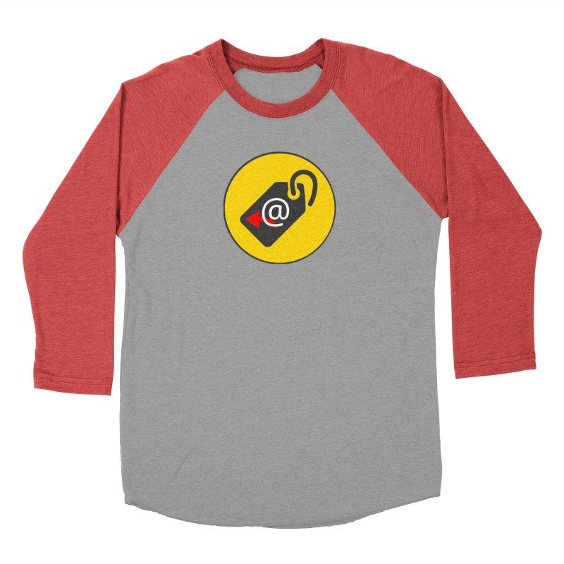 MasterTagAlertBot Men's Baseball Triblend Longsleeve T-Shirt by OTInetwork