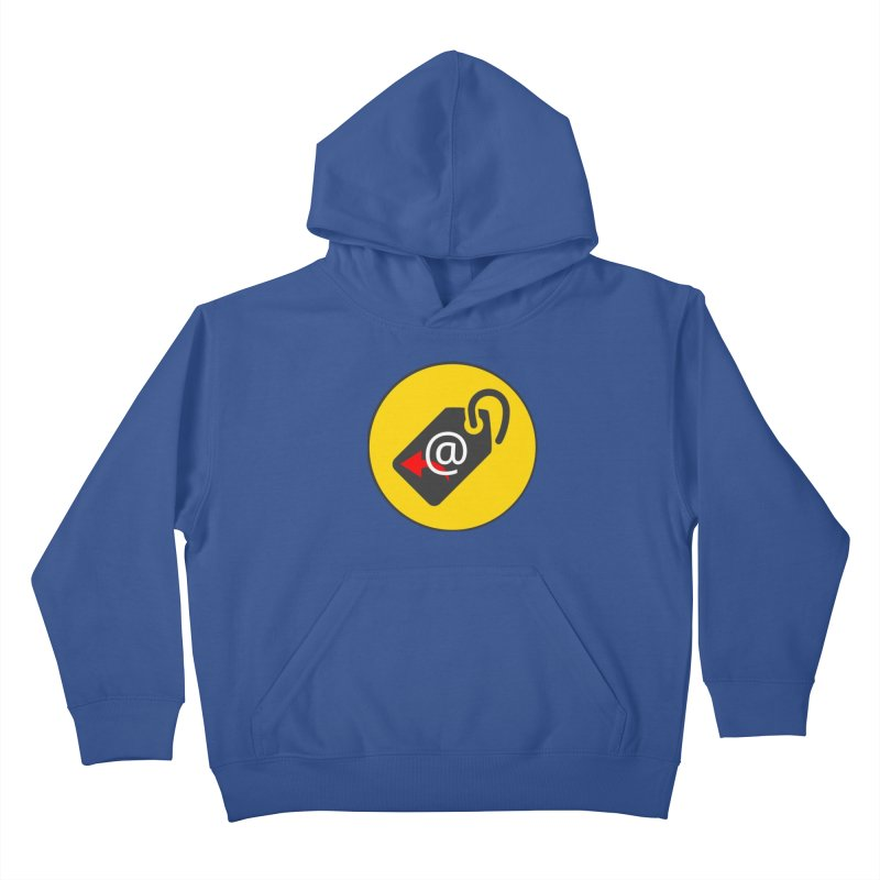 MasterTagAlertBot Kids Pullover Hoody by OTInetwork