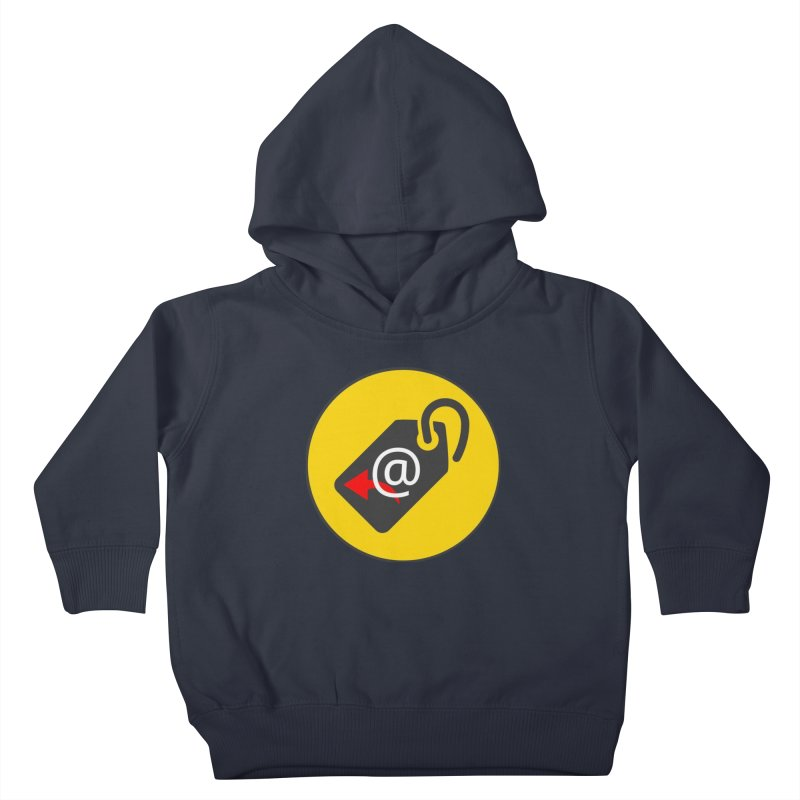 MasterTagAlertBot Kids Toddler Pullover Hoody by OTInetwork