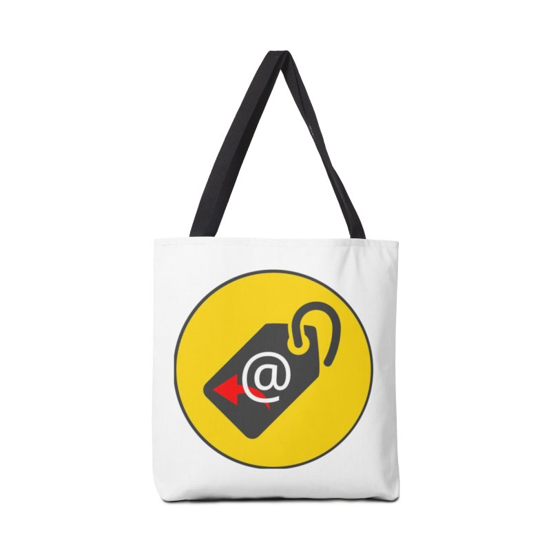 MasterTagAlertBot Accessories Tote Bag Bag by OTInetwork