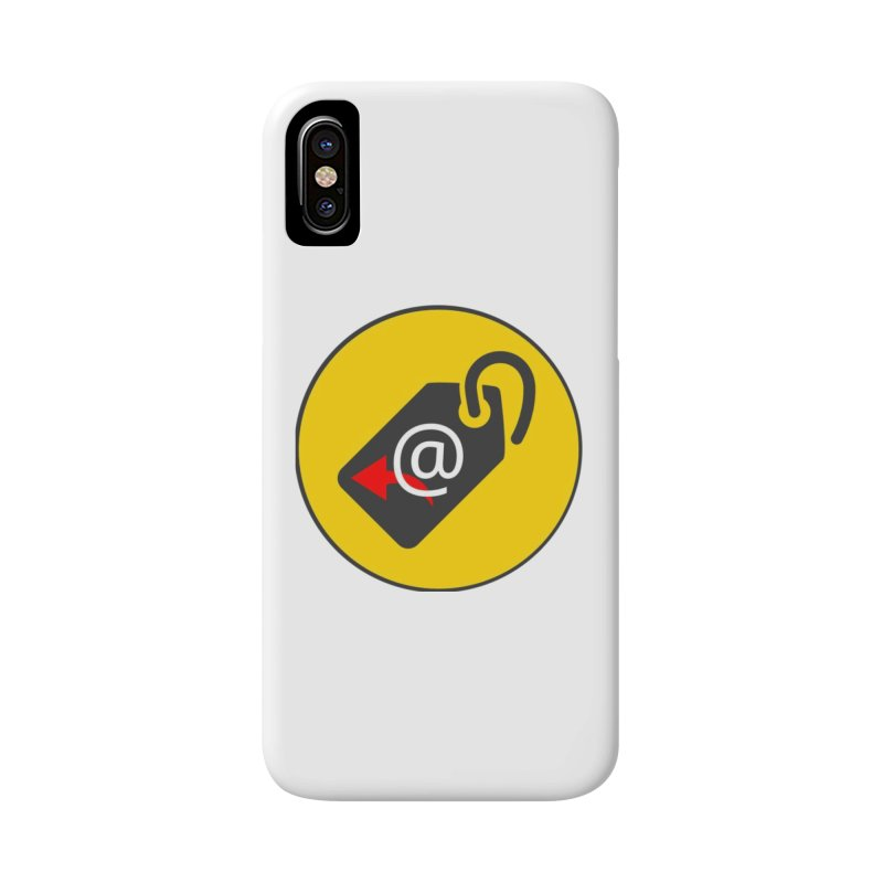 MasterTagAlertBot Accessories Phone Case by OTInetwork