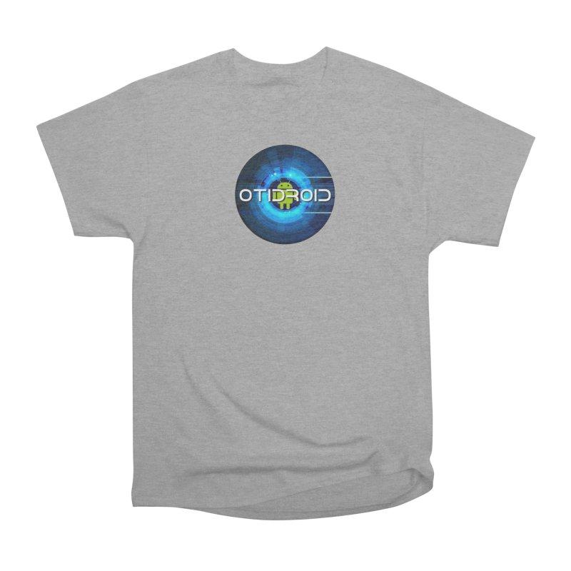 OTIdroid Men's Heavyweight T-Shirt by OTInetwork