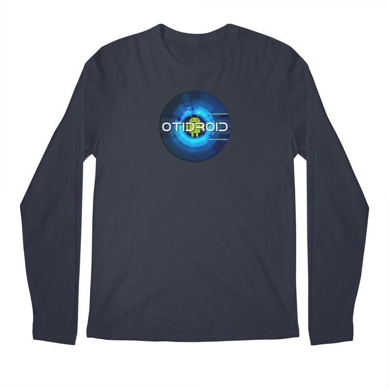 OTIdroid Men's Regular Longsleeve T-Shirt by OTInetwork