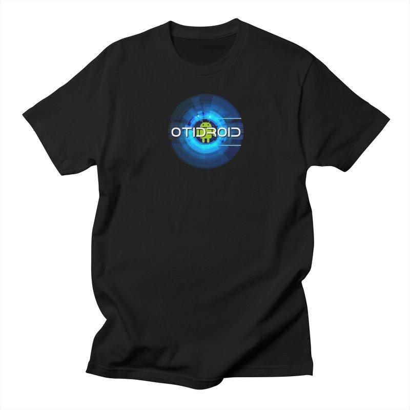 OTIdroid Women's Regular Unisex T-Shirt by OTInetwork