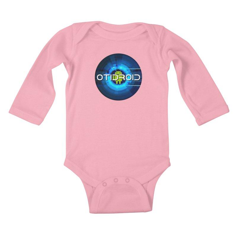 OTIdroid Kids Baby Longsleeve Bodysuit by OTInetwork