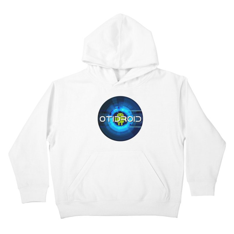 OTIdroid Kids Pullover Hoody by OTInetwork