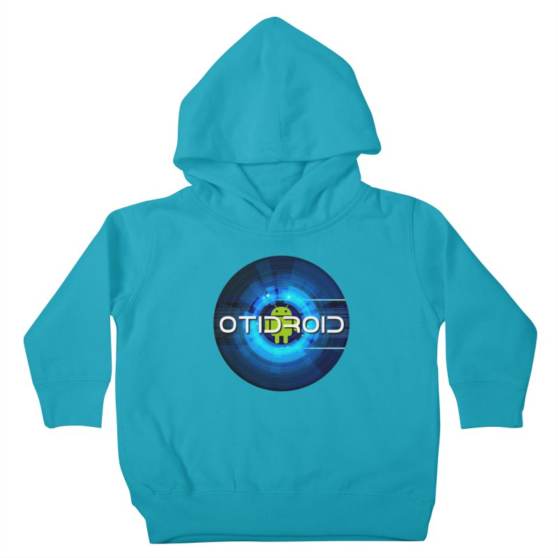 OTIdroid Kids Toddler Pullover Hoody by OTInetwork