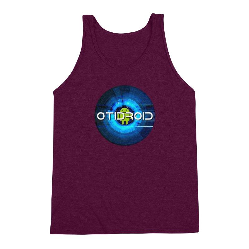 OTIdroid Men's Triblend Tank by OTInetwork