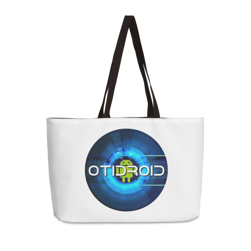 OTIdroid Accessories Weekender Bag Bag by OTInetwork