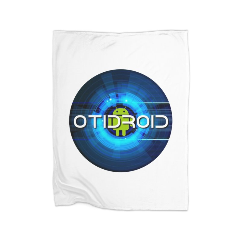 OTIdroid Home Fleece Blanket Blanket by OTInetwork