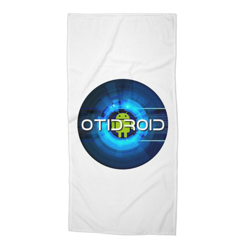 OTIdroid Accessories Beach Towel by OTInetwork
