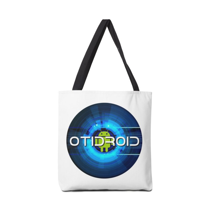 OTIdroid Accessories Tote Bag Bag by OTInetwork
