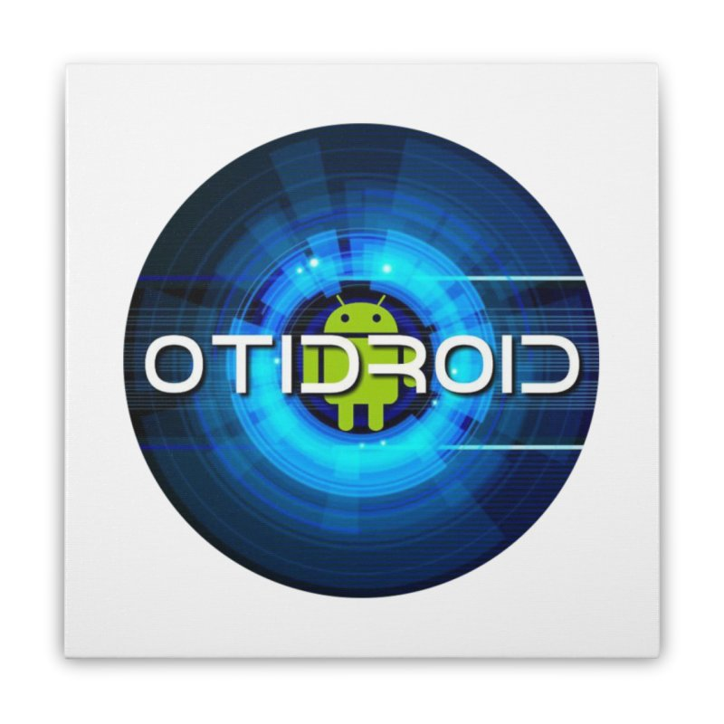 OTIdroid Home Stretched Canvas by OTInetwork