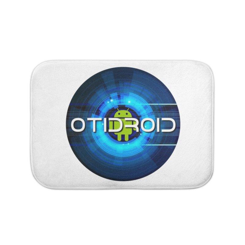 OTIdroid Home Bath Mat by OTInetwork