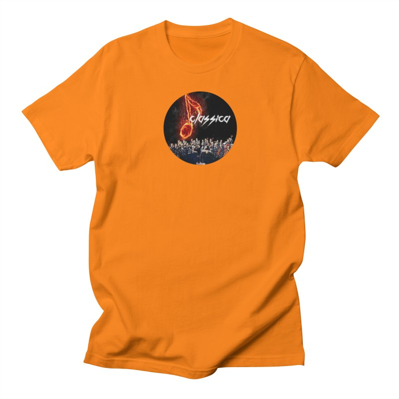 Classica Women's Regular Unisex T-Shirt by OTInetwork