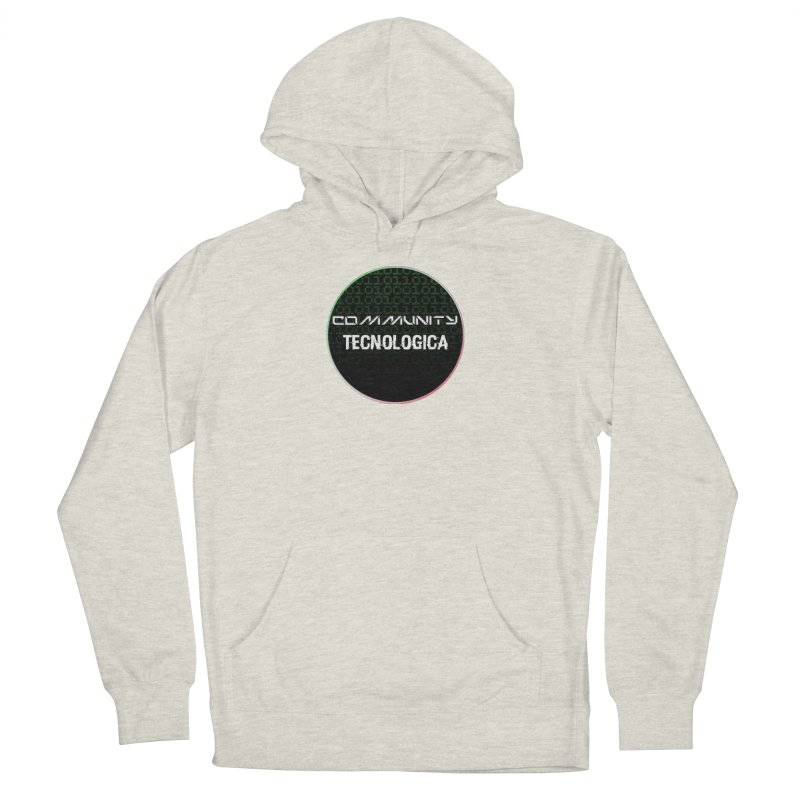 Community Tecnologica #2 Women's French Terry Pullover Hoody by OTInetwork