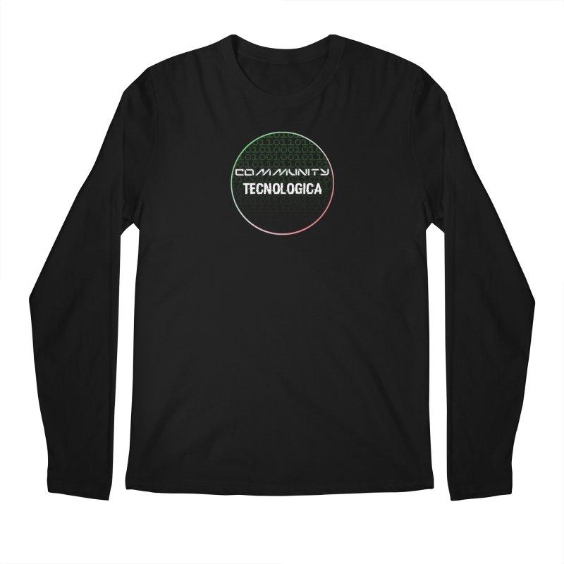 Community Tecnologica #2 Men's Regular Longsleeve T-Shirt by OTInetwork