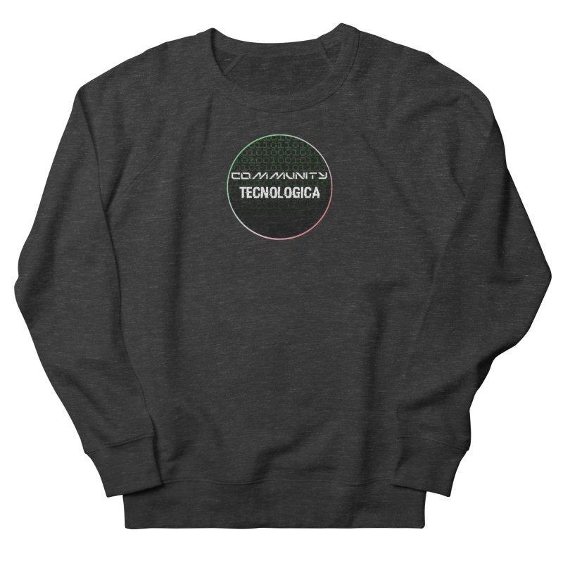 Community Tecnologica #2 Men's French Terry Sweatshirt by OTInetwork