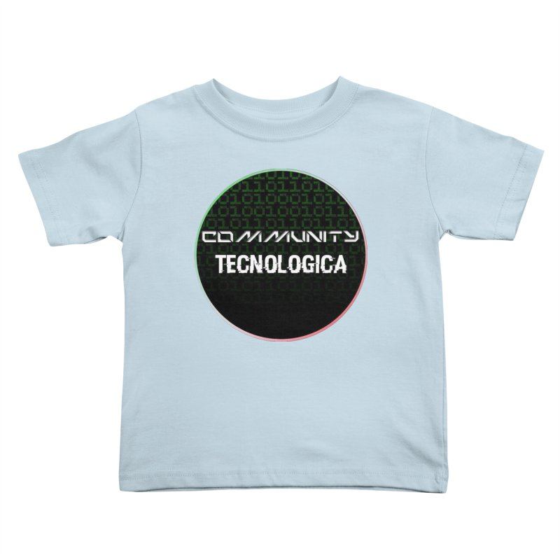 Community Tecnologica #2 Kids Toddler T-Shirt by OTInetwork