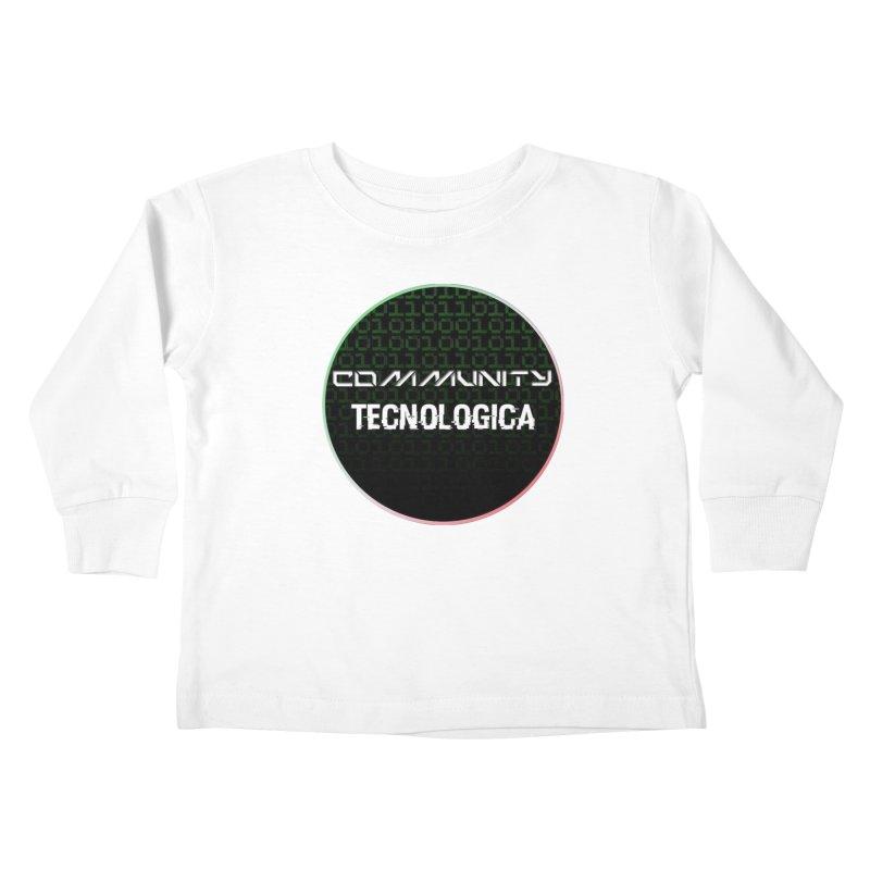 Community Tecnologica #2 Kids Toddler Longsleeve T-Shirt by OTInetwork
