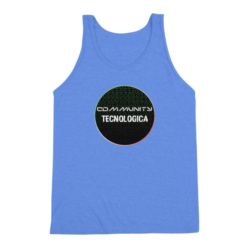 Community Tecnologica #2 Men's Triblend Tank by OTInetwork