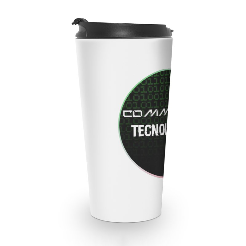 Community Tecnologica #2 Accessories Travel Mug by OTInetwork