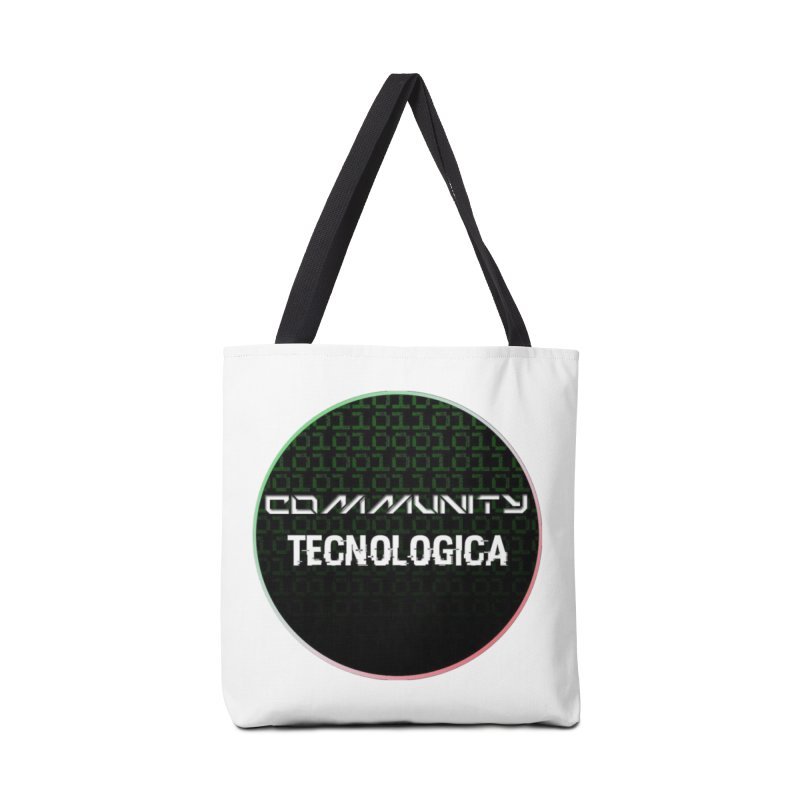 Community Tecnologica #2 Accessories Tote Bag Bag by OTInetwork