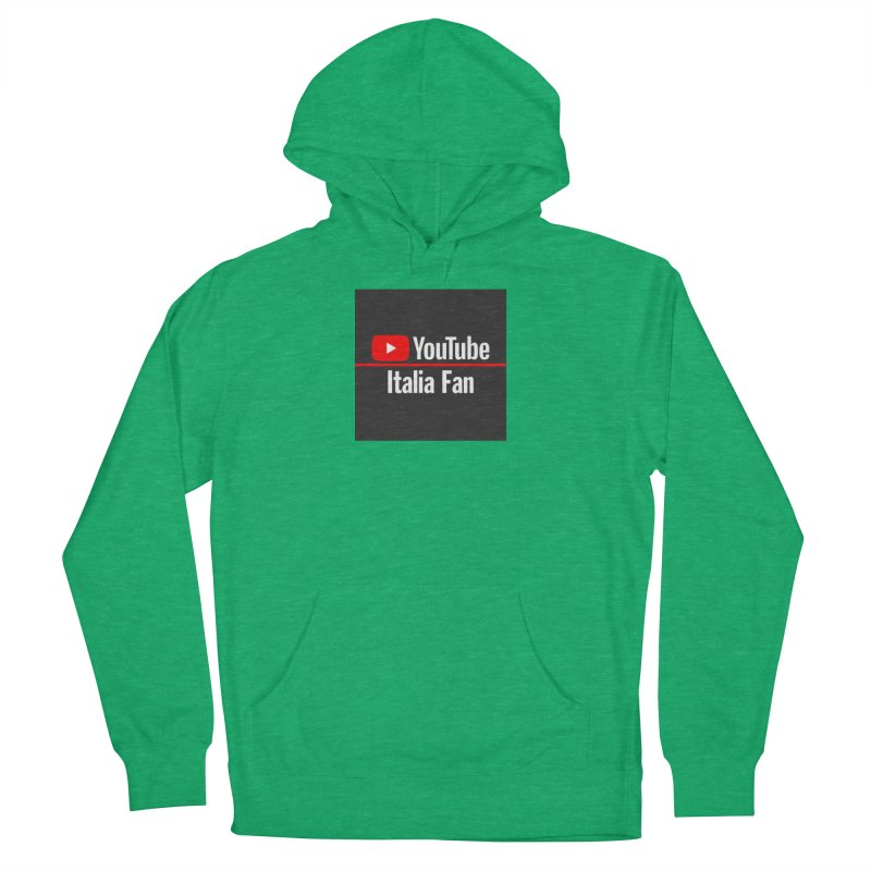 YTIF #2 Men's French Terry Pullover Hoody by OTInetwork