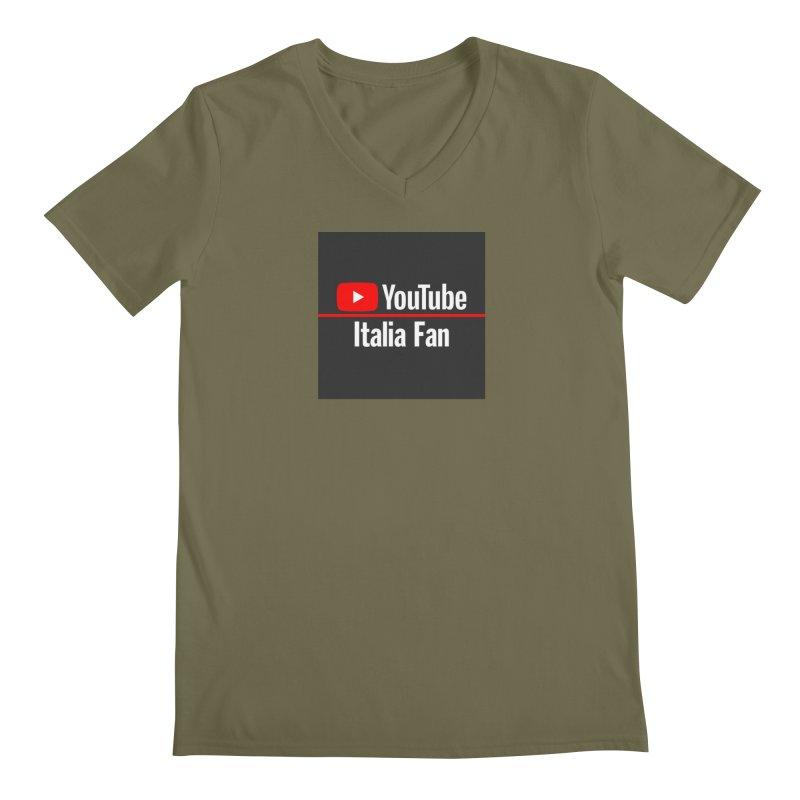 YTIF #2 Men's Regular V-Neck by OTInetwork