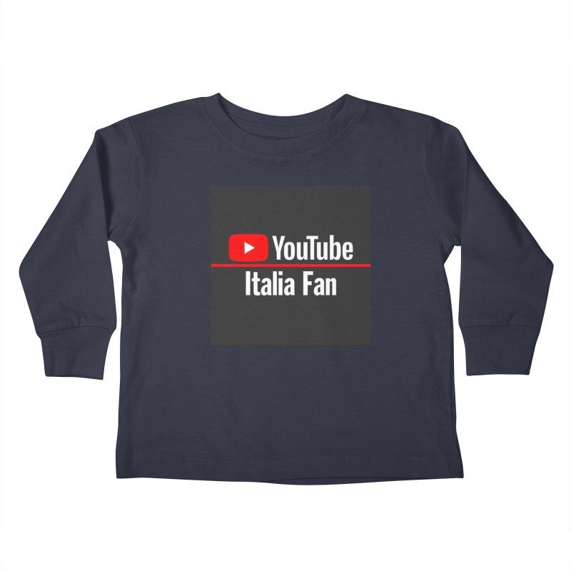 YTIF #2 Kids Toddler Longsleeve T-Shirt by OTInetwork