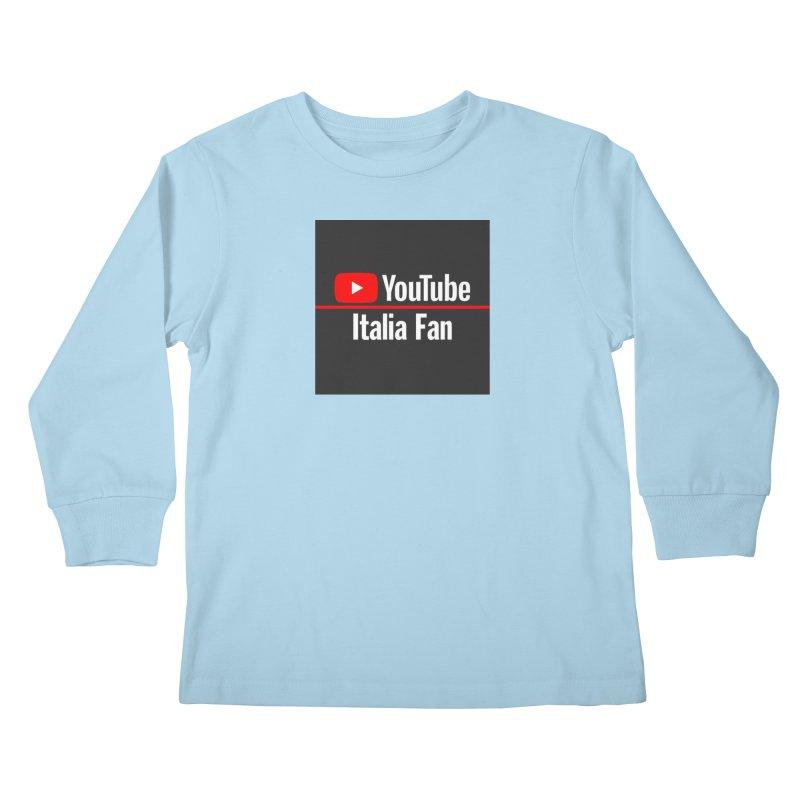 YTIF #2 Kids Longsleeve T-Shirt by OTInetwork