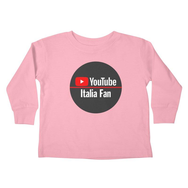 YTIF #3 Kids Toddler Longsleeve T-Shirt by OTInetwork