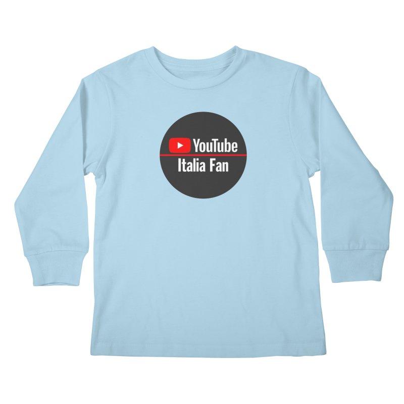 YTIF #3 Kids Longsleeve T-Shirt by OTInetwork