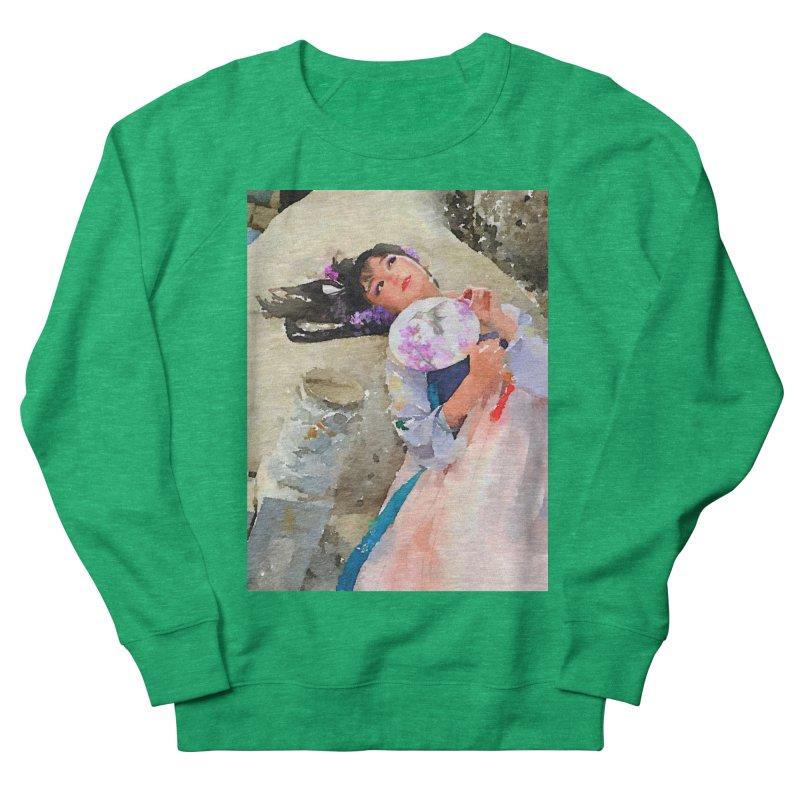 Hui Zi Dreams of being a princess one day Women's Sweatshirt by Draw Juice Custom Art Prints