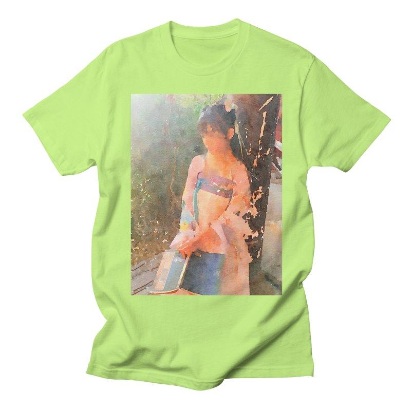 A beautiful poem reminds Hui Zi of the princess she longs to be Women's Regular Unisex T-Shirt by Draw Juice Custom Art Prints