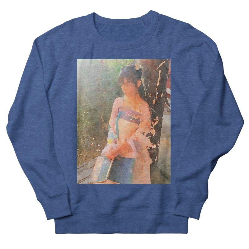 A beautiful poem reminds Hui Zi of the princess she longs to be Men's Sweatshirt by Draw Juice Custom Art Prints
