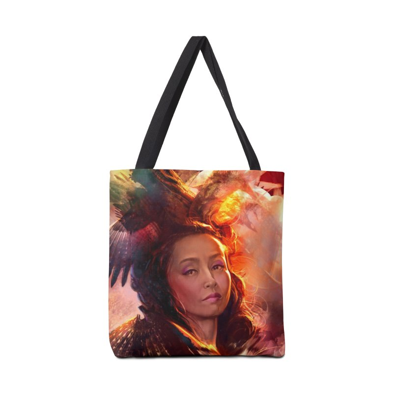Nevermore Accessories Tote Bag Bag by Draw Juice Custom Art Prints