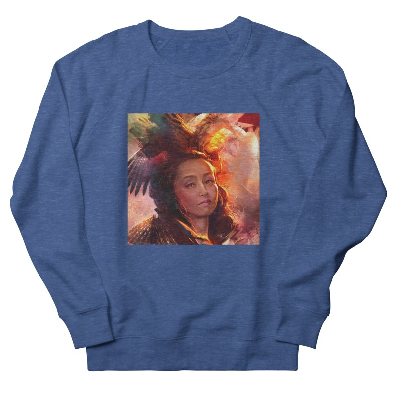 Nevermore Men's Sweatshirt by Draw Juice Custom Art Prints
