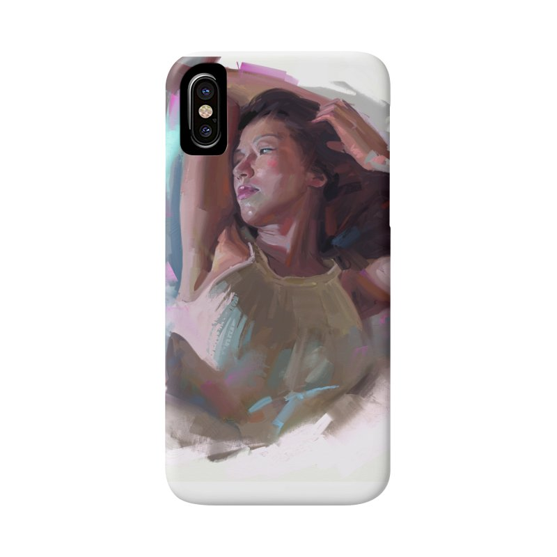 Tao Thailand Accessories Phone Case by Draw Juice Custom Art Prints