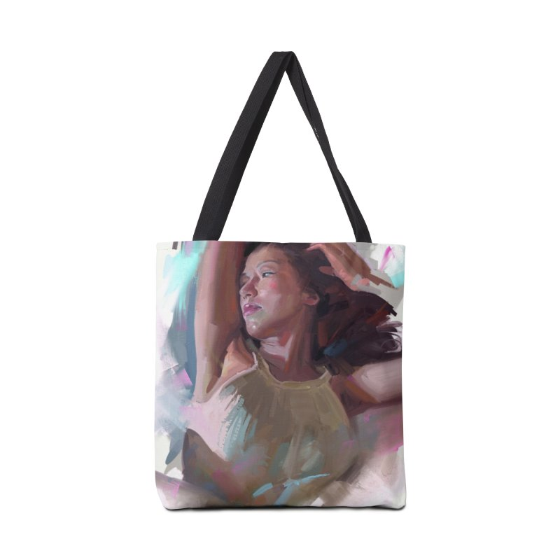 Tao Thailand Accessories Tote Bag Bag by Draw Juice Custom Art Prints