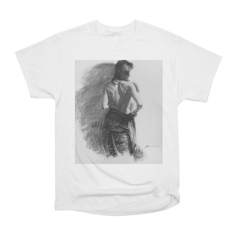 Repose Women's T-Shirt by Draw Juice Custom Art Prints