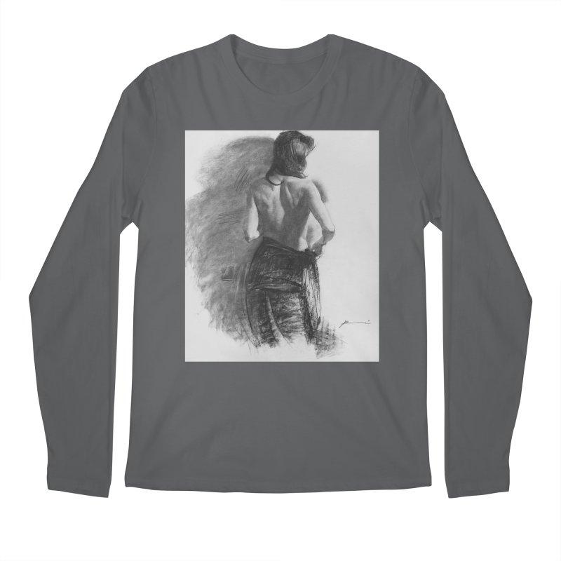 Repose Men's Longsleeve T-Shirt by Draw Juice Custom Art Prints