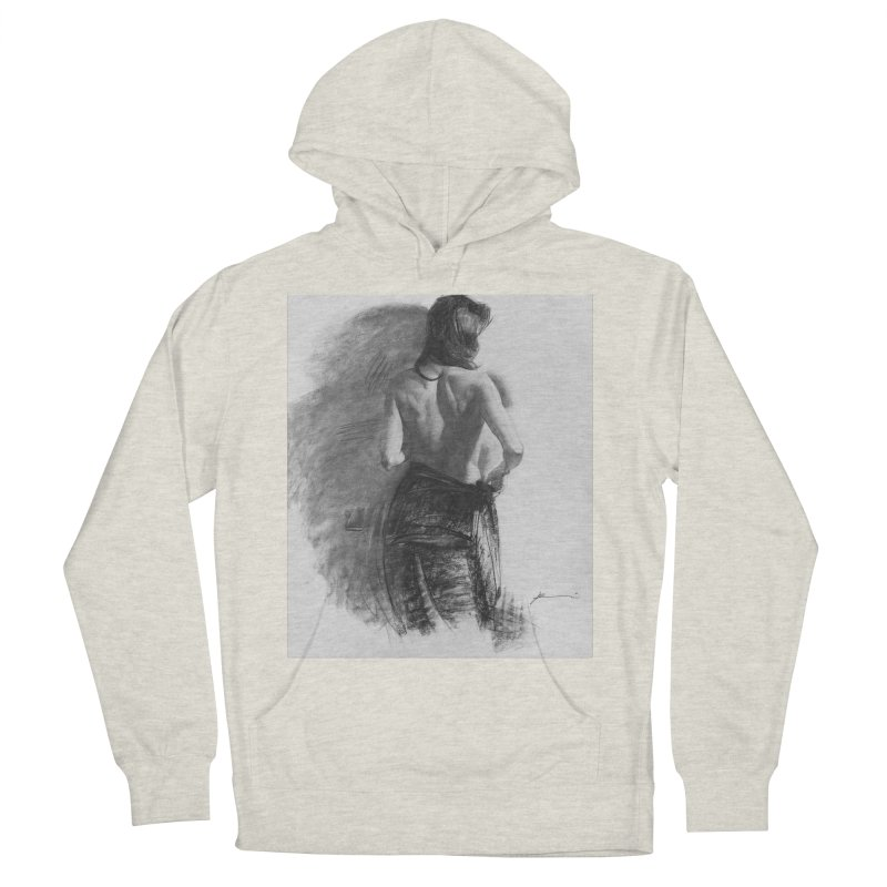 Repose Women's French Terry Pullover Hoody by Draw Juice Custom Art Prints