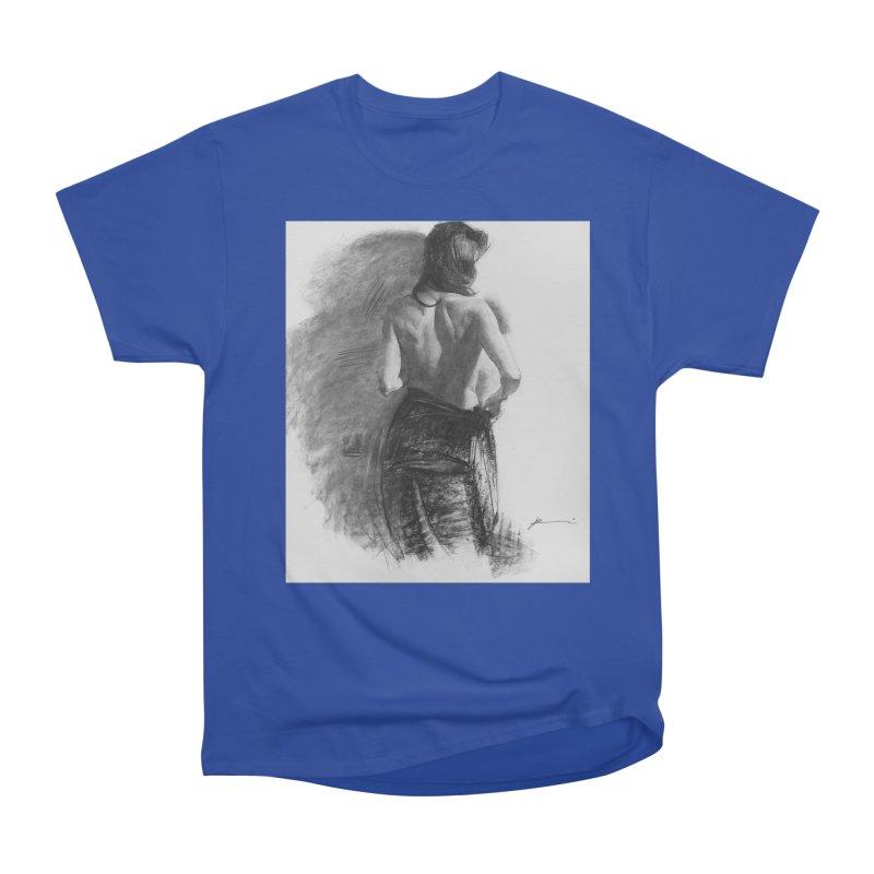 Repose Women's Heavyweight Unisex T-Shirt by Draw Juice Custom Art Prints
