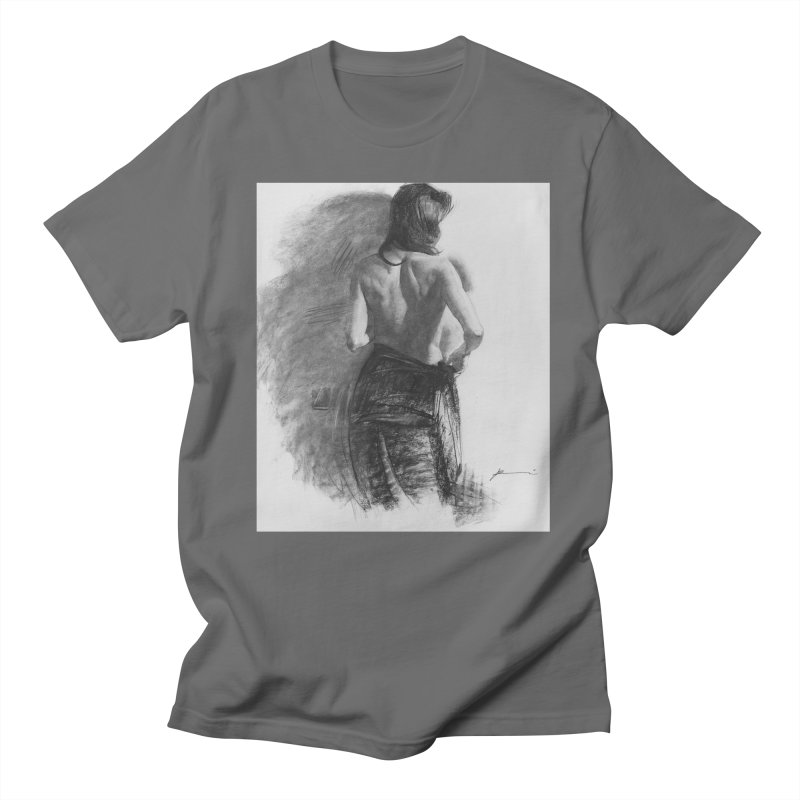 Repose Men's T-Shirt by Draw Juice Custom Art Prints