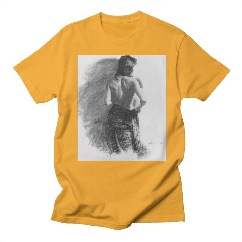 Repose Men's T-Shirt by Draw Juice Custom Art Prints